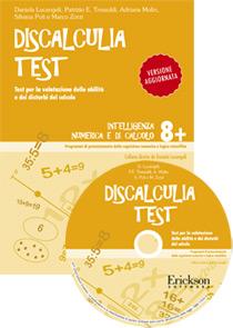 Dyscalculia test (Full KIT: CD-ROM + book) - Erickson