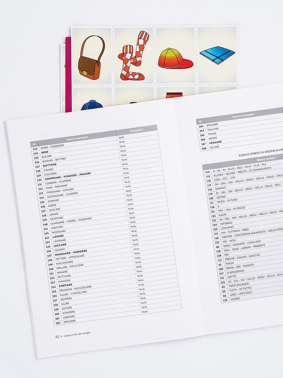 Lessico e frasi per immagini - Libri - Erickson 2