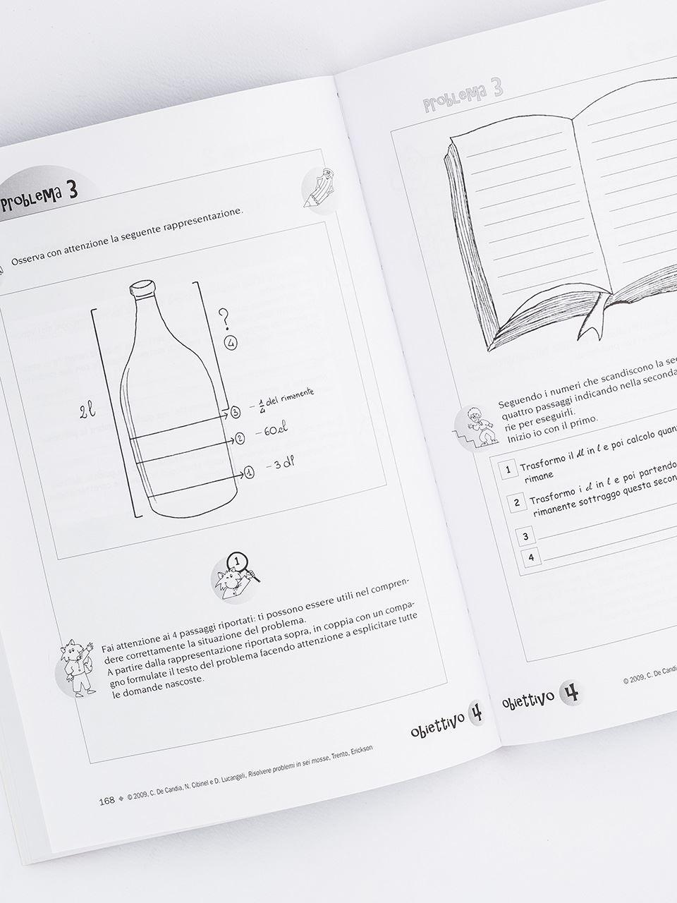 Risolvere problemi in 6 mosse - Libri - App e software - Erickson 2