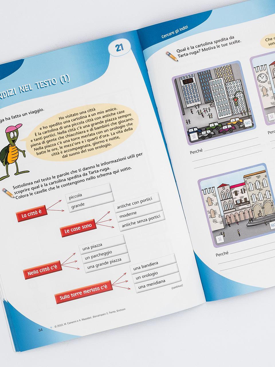 StoriaImparo 5 - Libri - Erickson 2