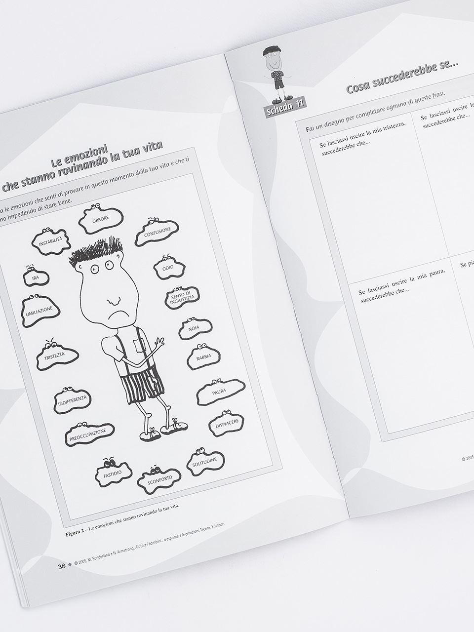 Aiutare i bambini... a esprimere le emozioni - Libri - App e software - Erickson 2