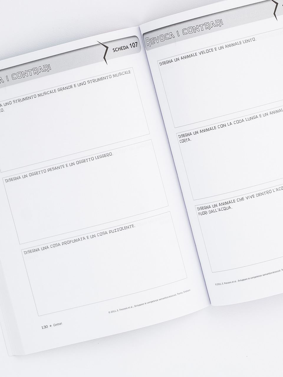 Sviluppare le competenze semantico-lessicali - Libri - App e software - Erickson 4