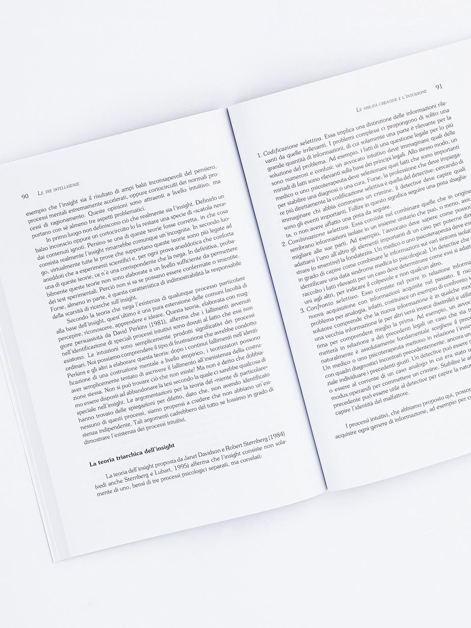 Le tre intelligenze - Libri - Erickson 2