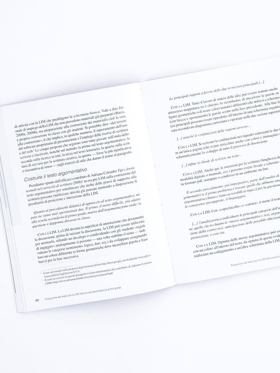 Produzione del testo con la LIM nella scuola secon - Libri - Erickson 2