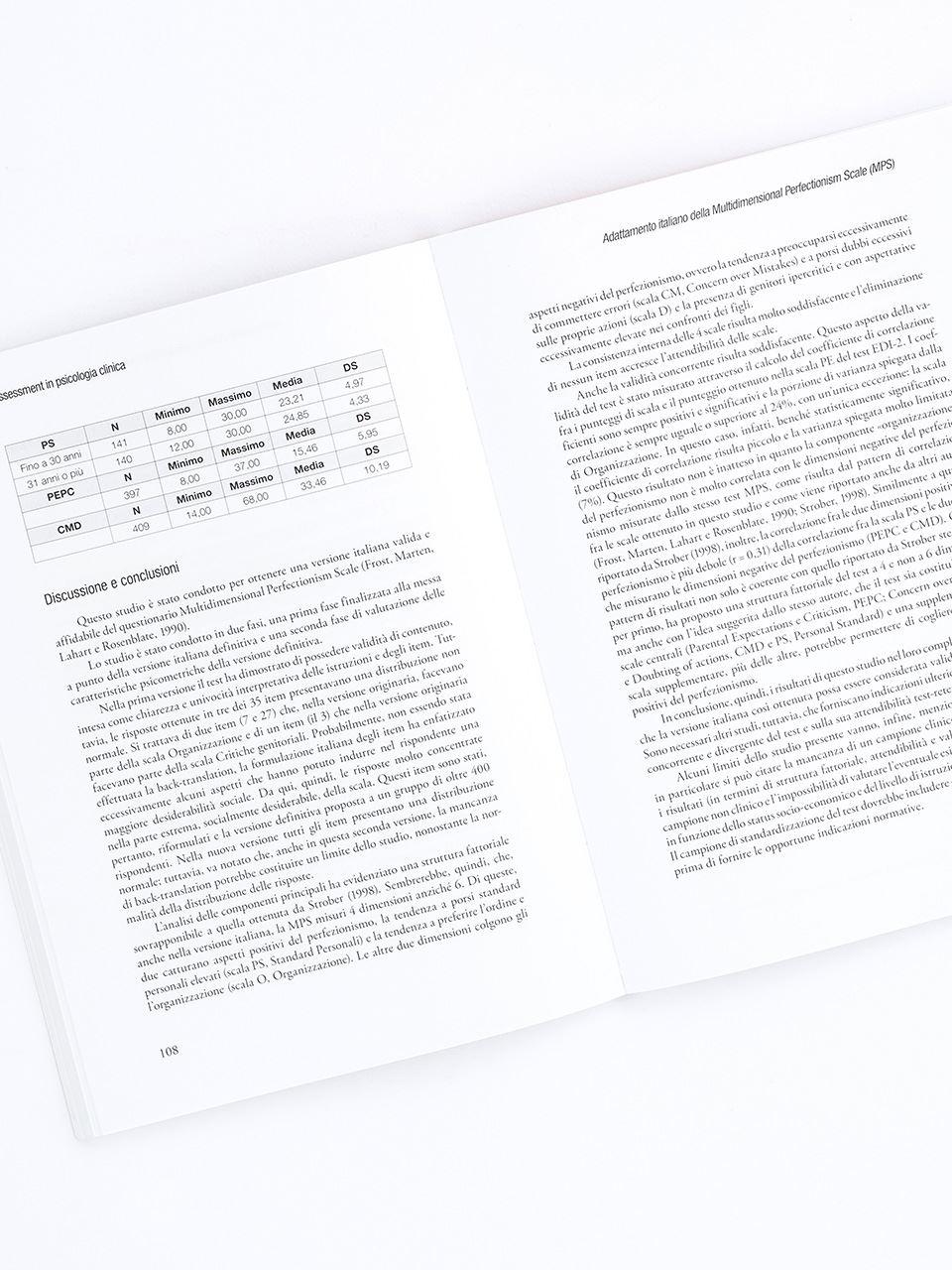 Assessment in psicologia clinica - Libri - Erickson 2