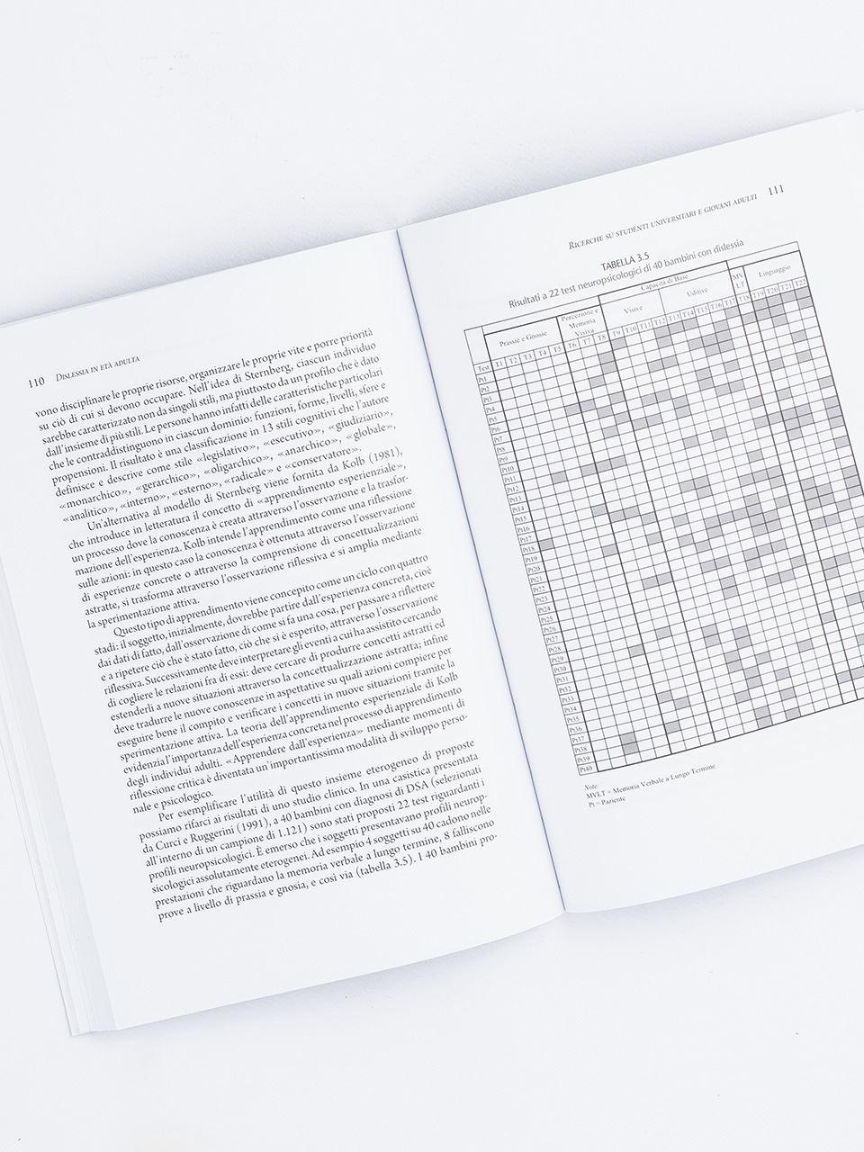 Dislessia in età adulta - Libri - Erickson 2
