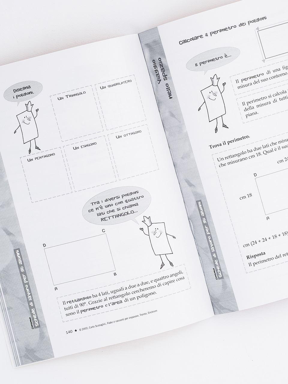 Fiabe e racconti per imparare - Libri - Erickson 2