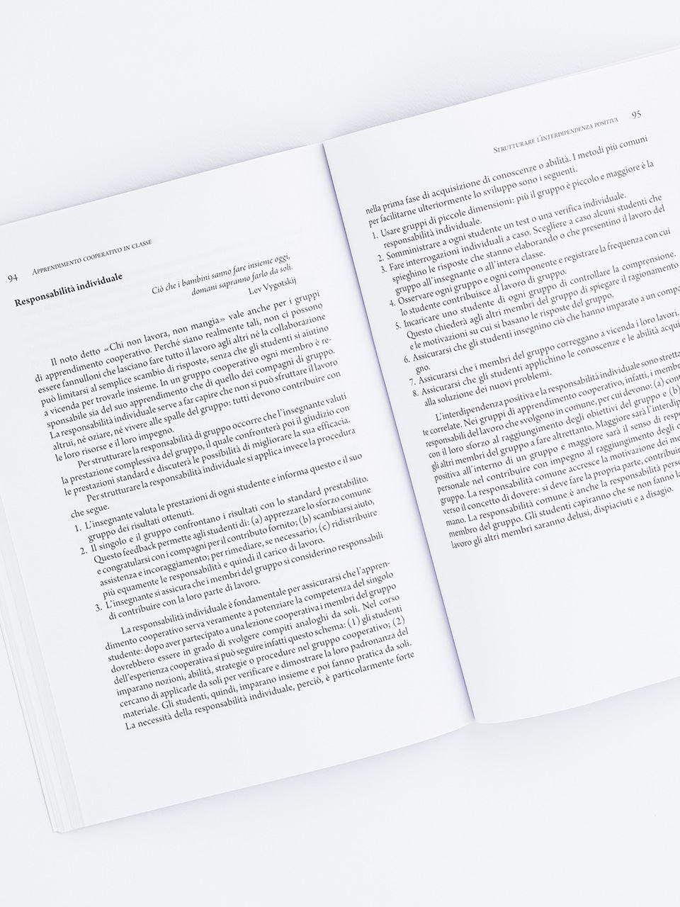 Apprendimento cooperativo in classe - Libri - Erickson 2