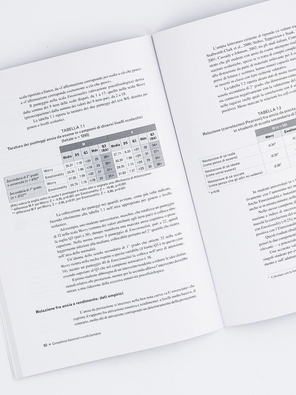 Competenze trasversali e scelte formative - Libri - Erickson 2