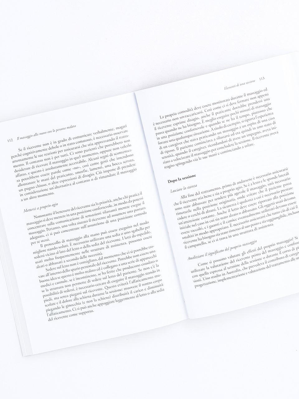 Assistere gli anziani - IL MASSAGGIO ALLA MANO - Libri - Erickson 2