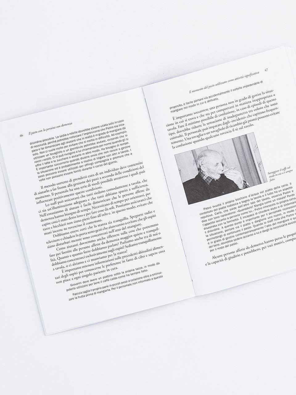 Assistere gli anziani - IL PASTO - Libri - Erickson 2