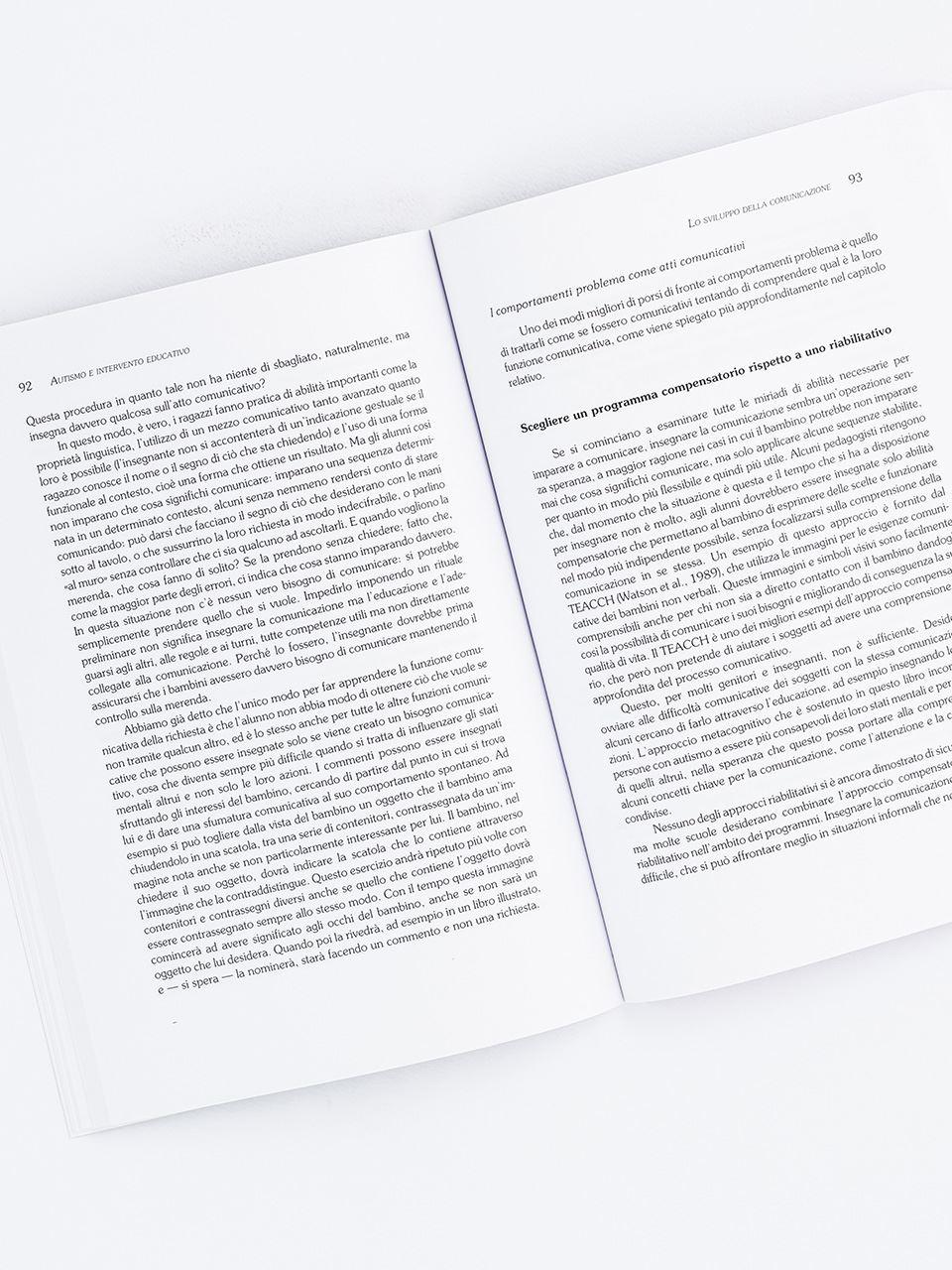 Autismo e intervento educativo - Libri - Erickson 2