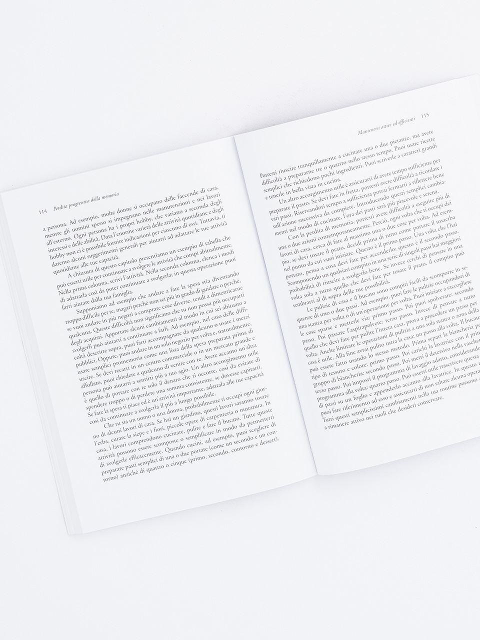 Assistere gli anziani - PERDITA PROGRESSIVA DELLA  - Libri - Erickson 2