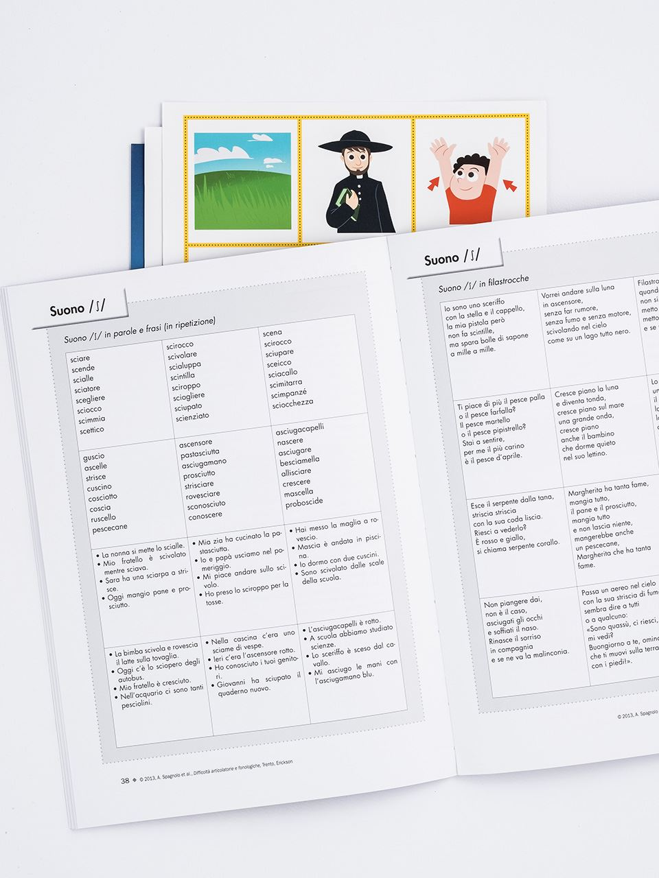 Difficoltà articolatorie e fonologiche - Libri - App e software - Erickson 2