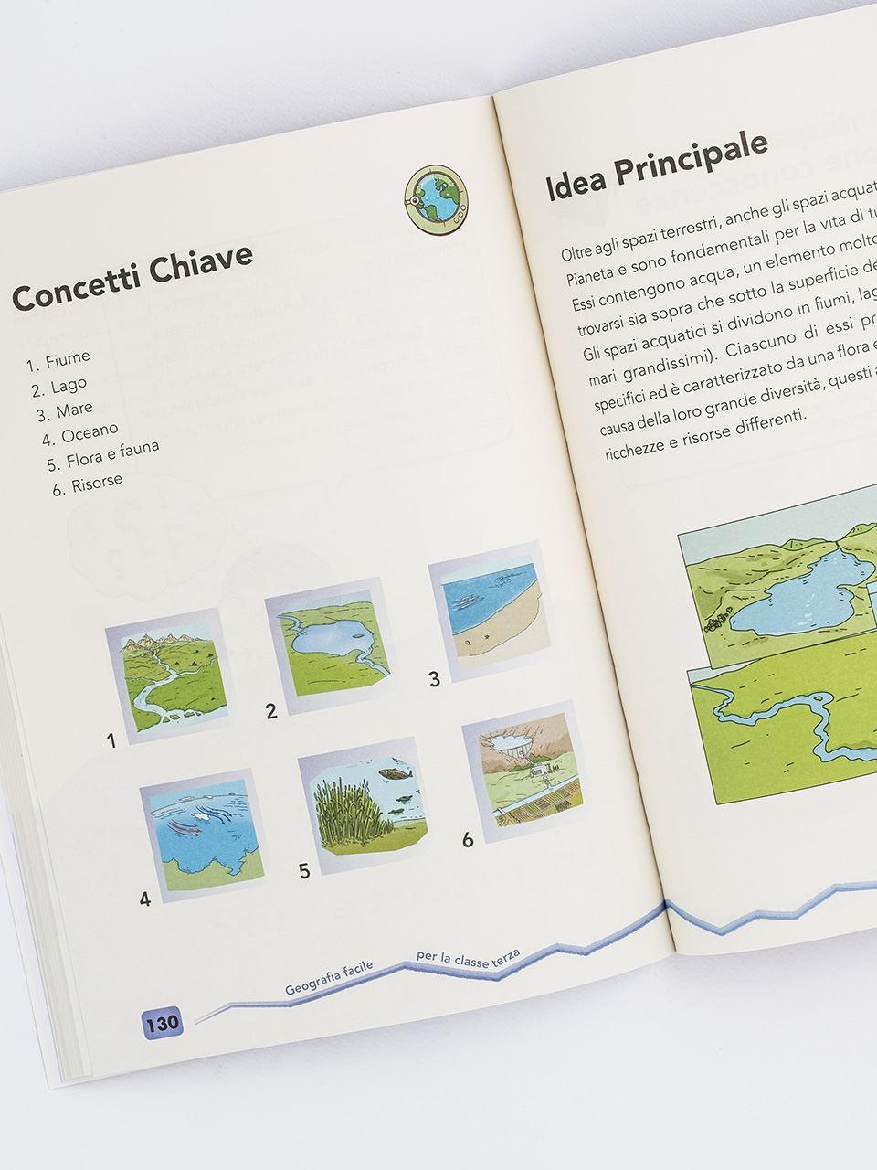Geografia facile per la classe terza - Libri - Erickson 2