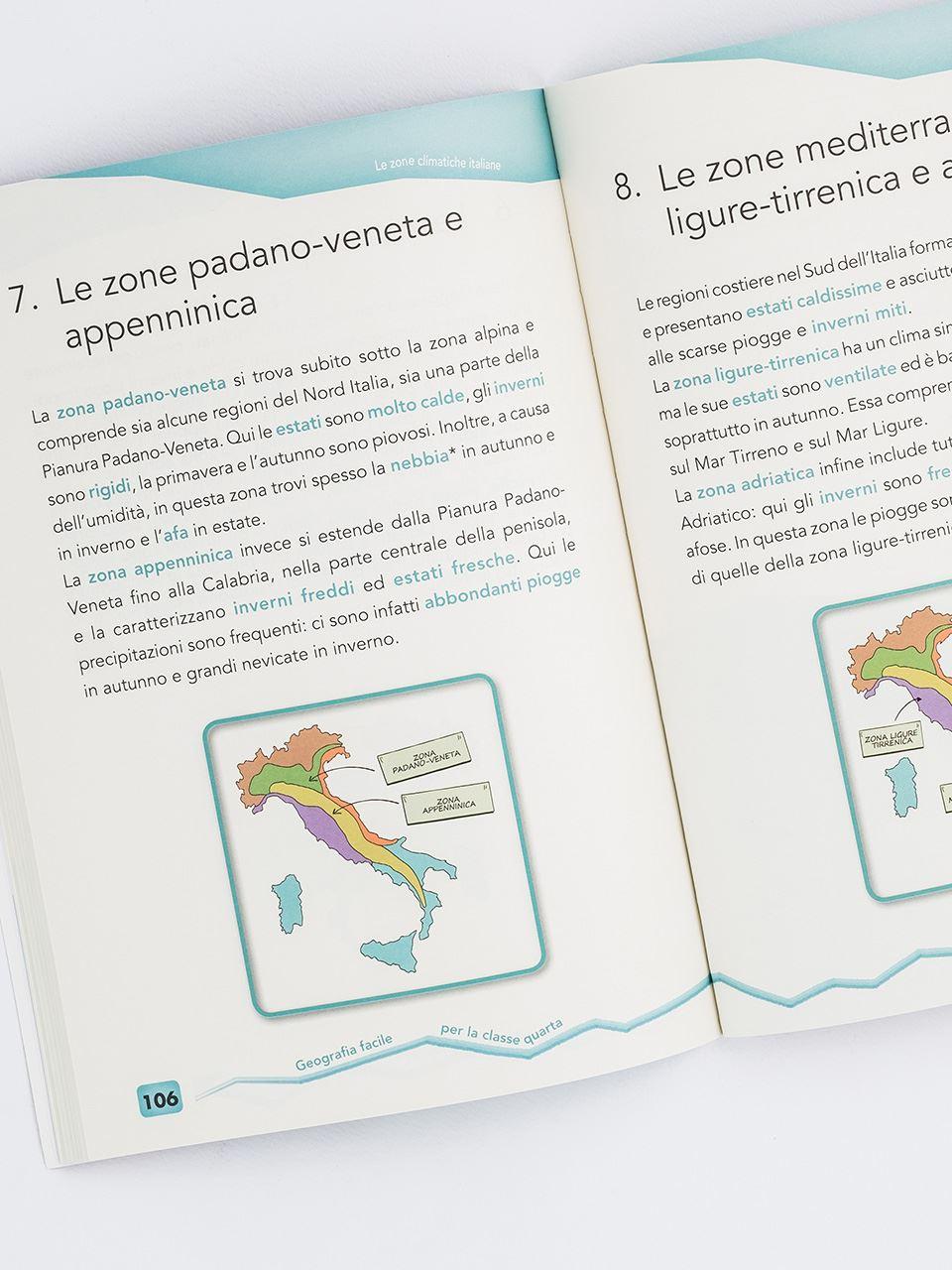 Geografia facile per la classe quarta - Libri - Erickson 2
