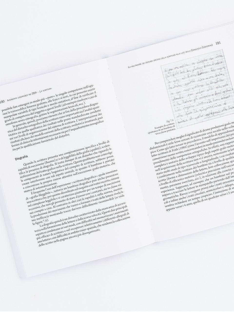 Intervento logopedico nei DSA - LA SCRITTURA - Libri - Erickson 2