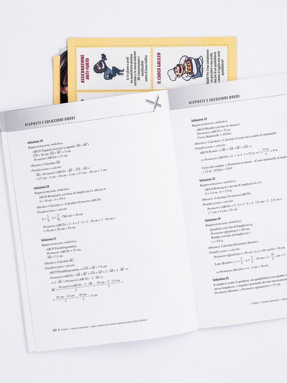 Geometriko - Il gioco strategico per imparare la g - Libri - Erickson 2