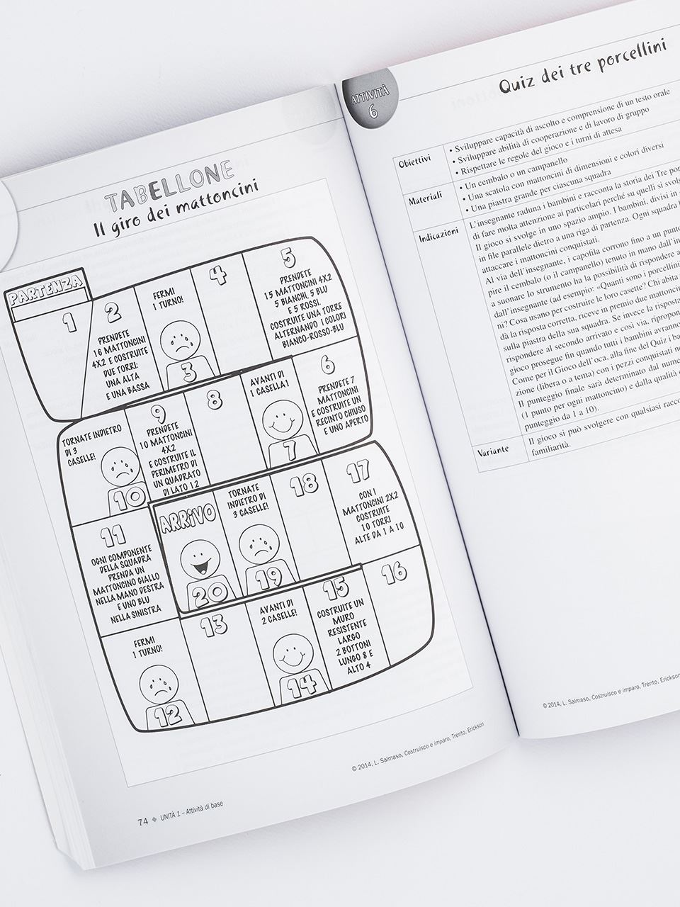 Costruisco e imparo - Libri - Erickson 2