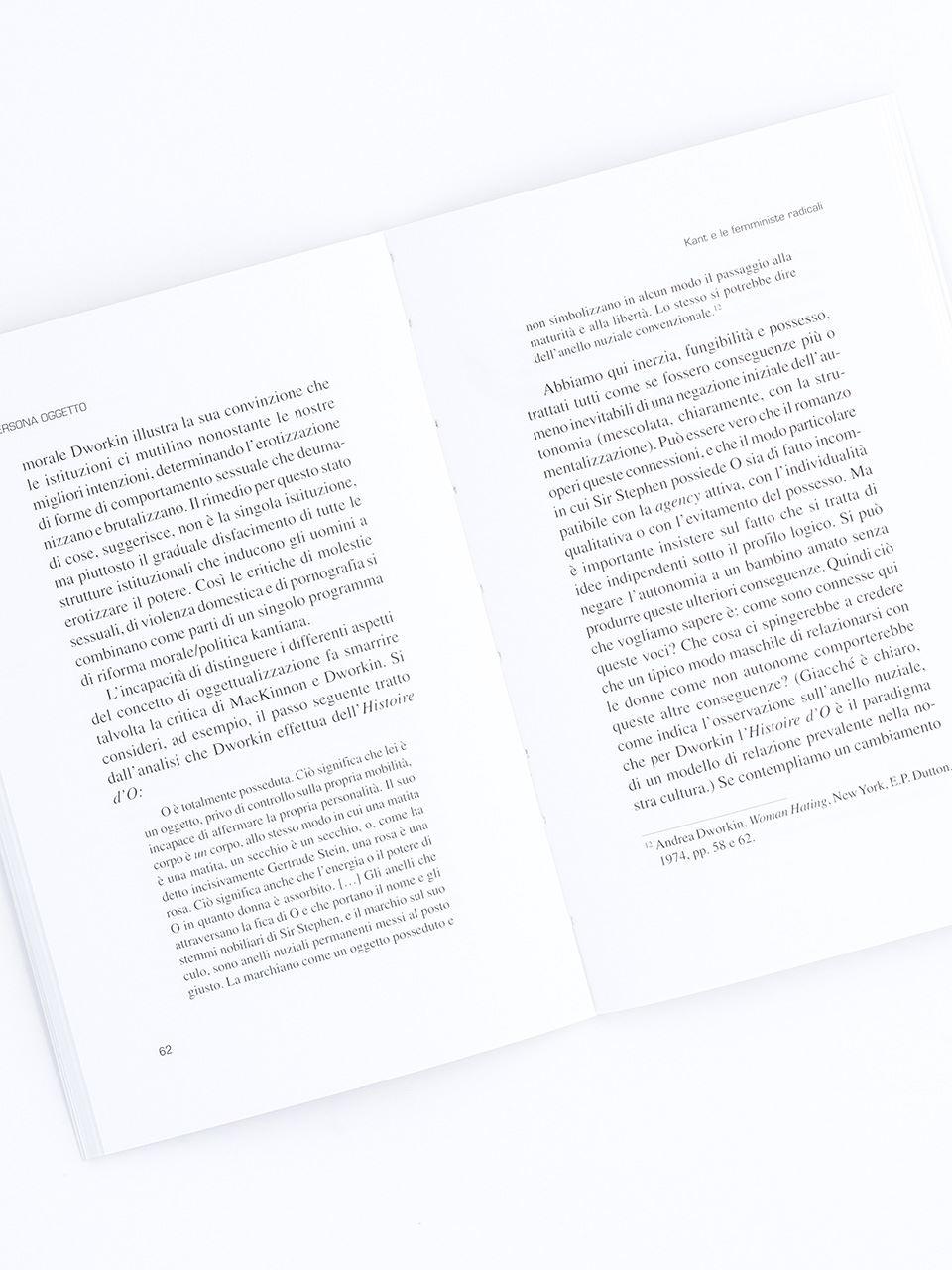 Persona oggetto - Libri - Erickson 2