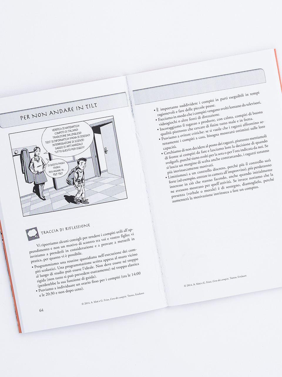 L'ora dei compiti - Libri - Erickson 2