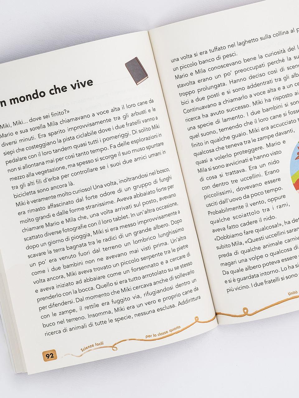 Scienze facili per la classe quarta - Libri - Erickson 2