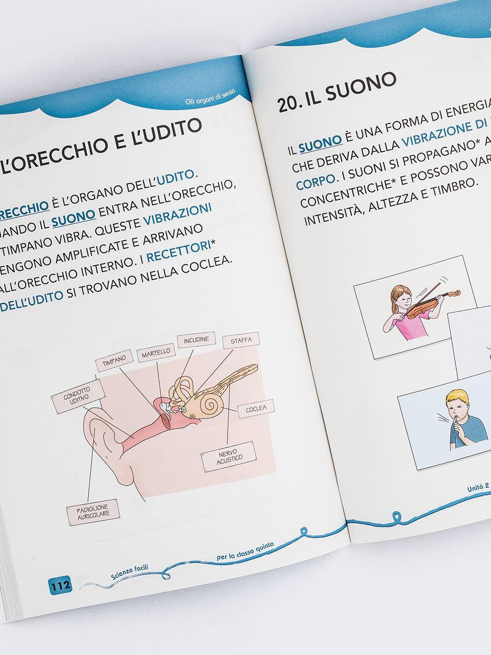 Scienze facili per la classe quinta - Libri - Erickson 2