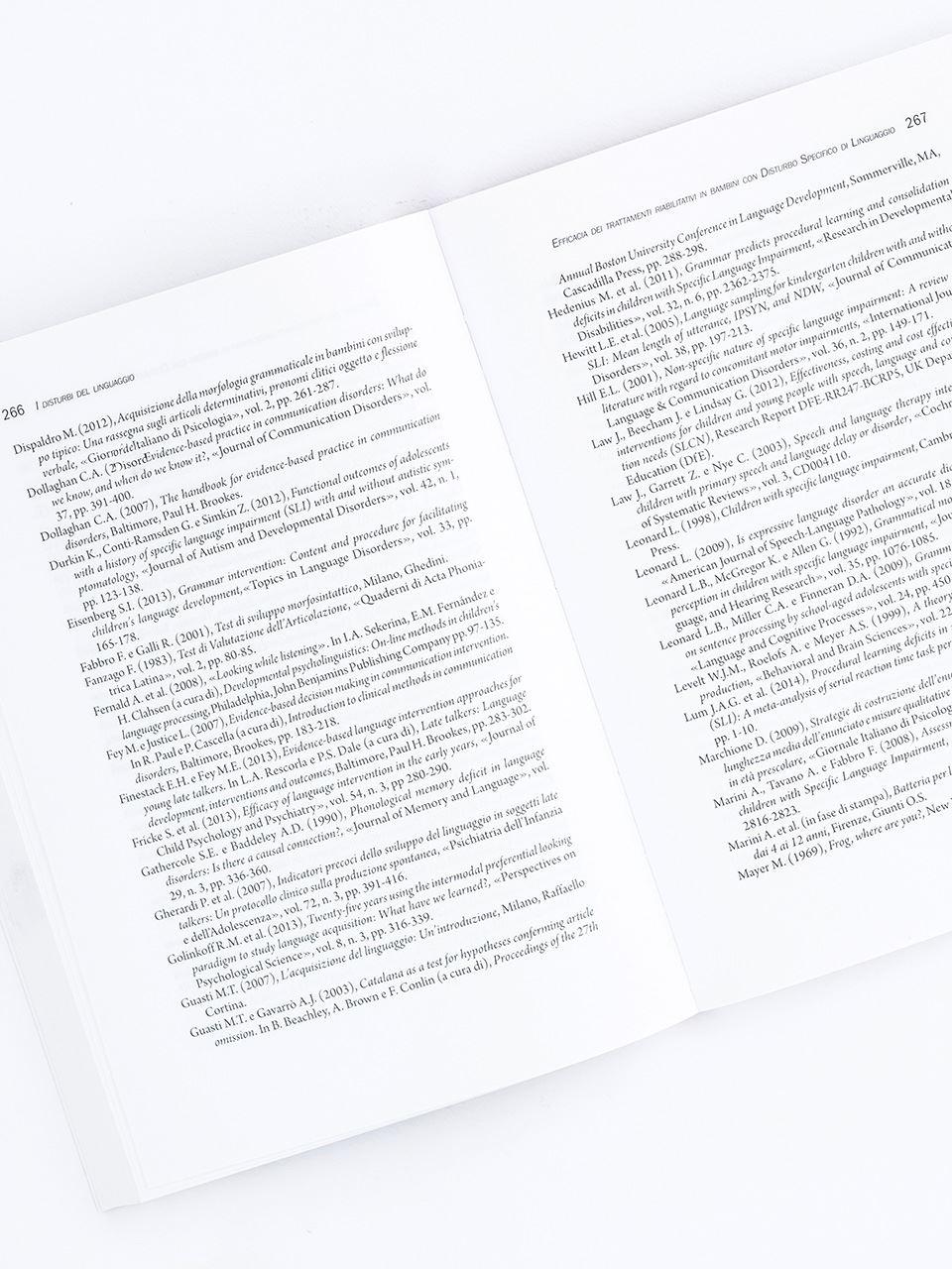 I disturbi del linguaggio - Libri - Erickson 2
