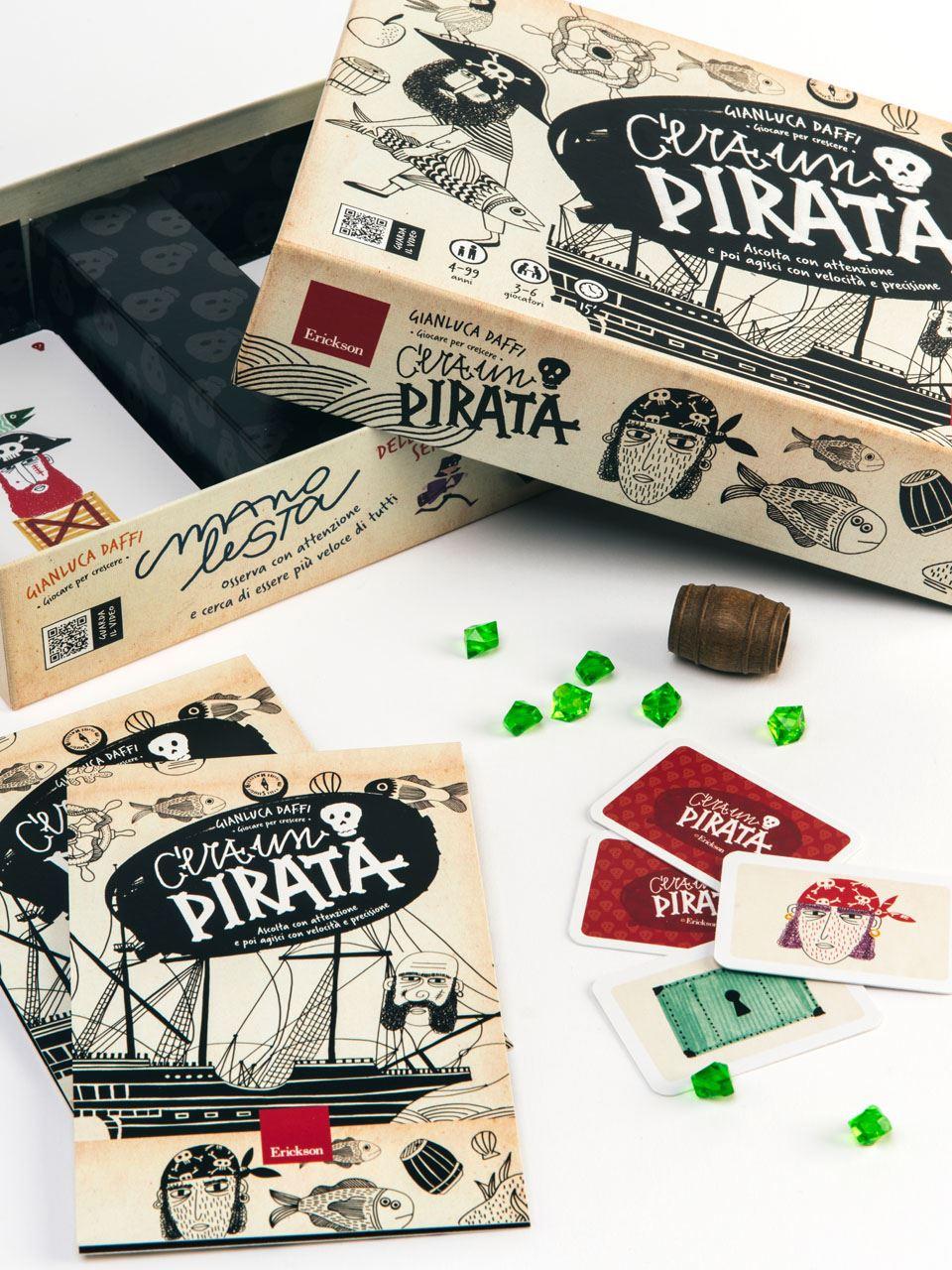C'era un Pirata - Giochi - Erickson 2