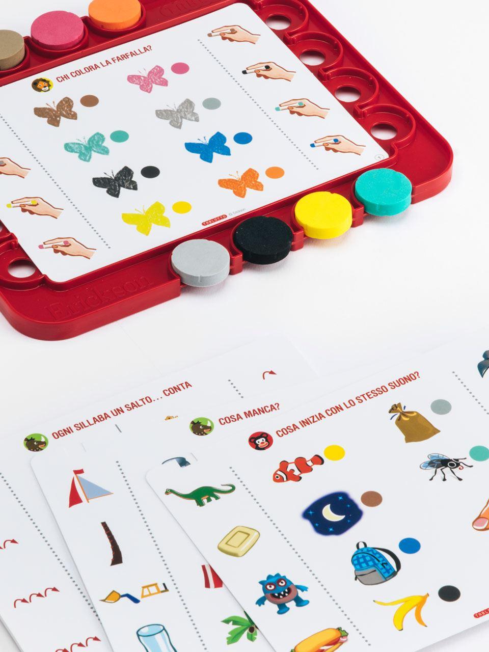 Tablotto (4-6 anni) - Giochi - Erickson 2