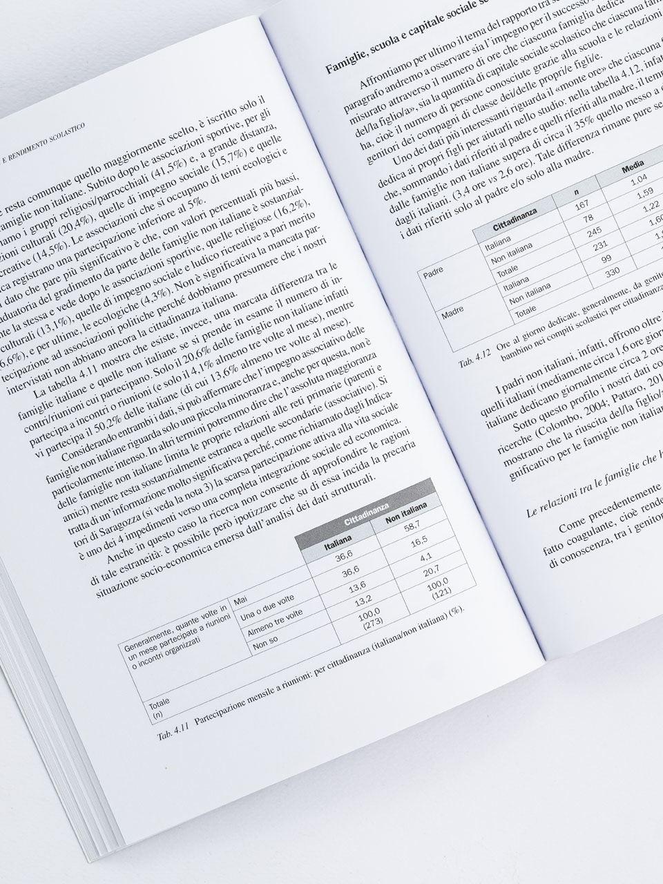 Capitale sociale e rendimento scolastico - Libri - Erickson 2