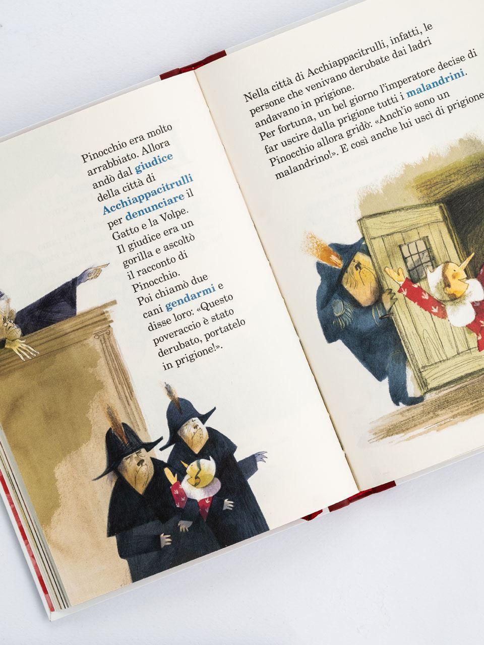Pinocchio - Libri - Erickson 2