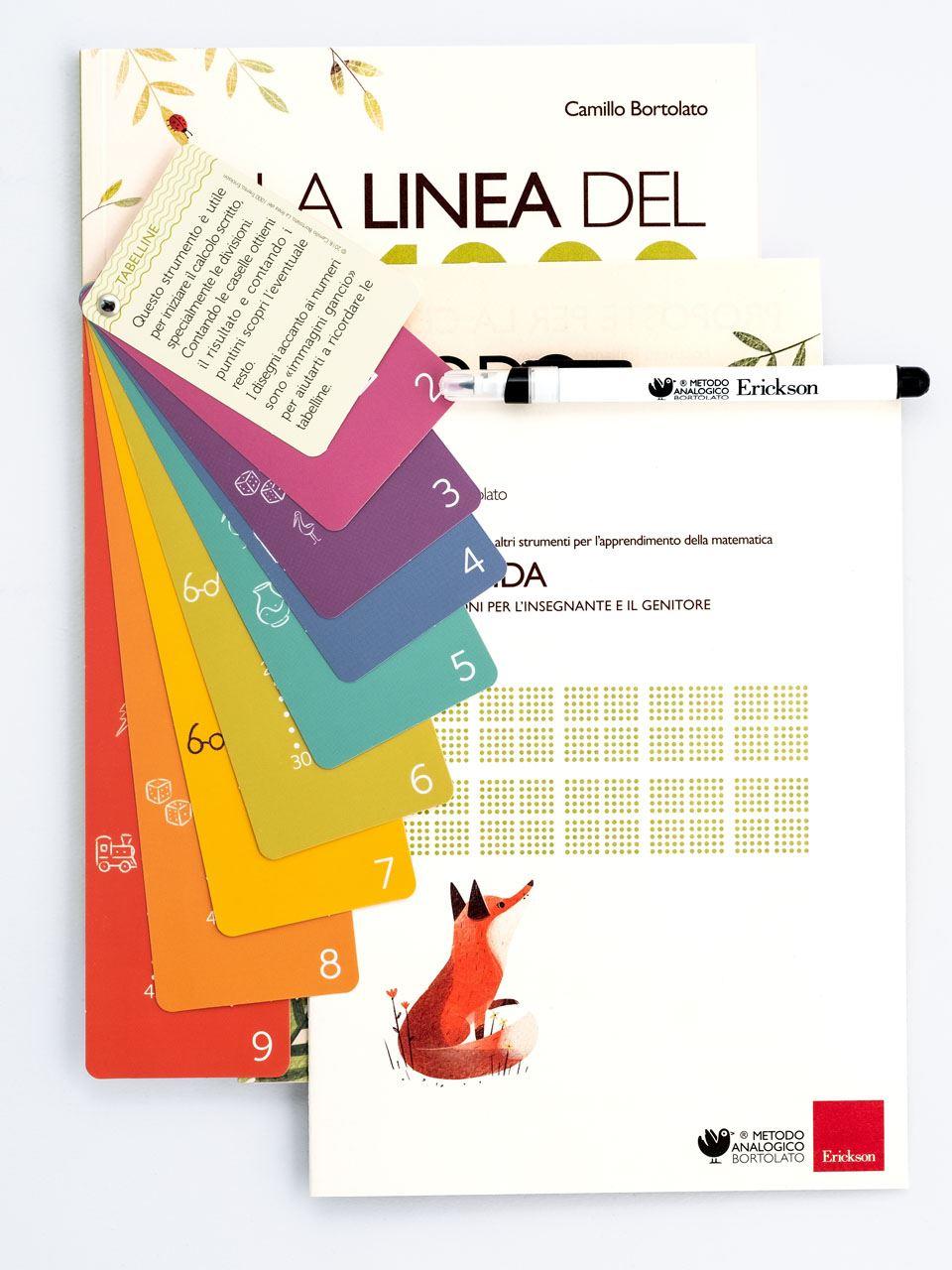La linea del 1000 e altri strumenti per il calcolo - Libri - Erickson 3