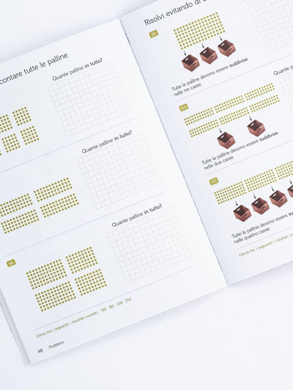 La linea del 1000 e altri strumenti per il calcolo - Libri - Erickson 4