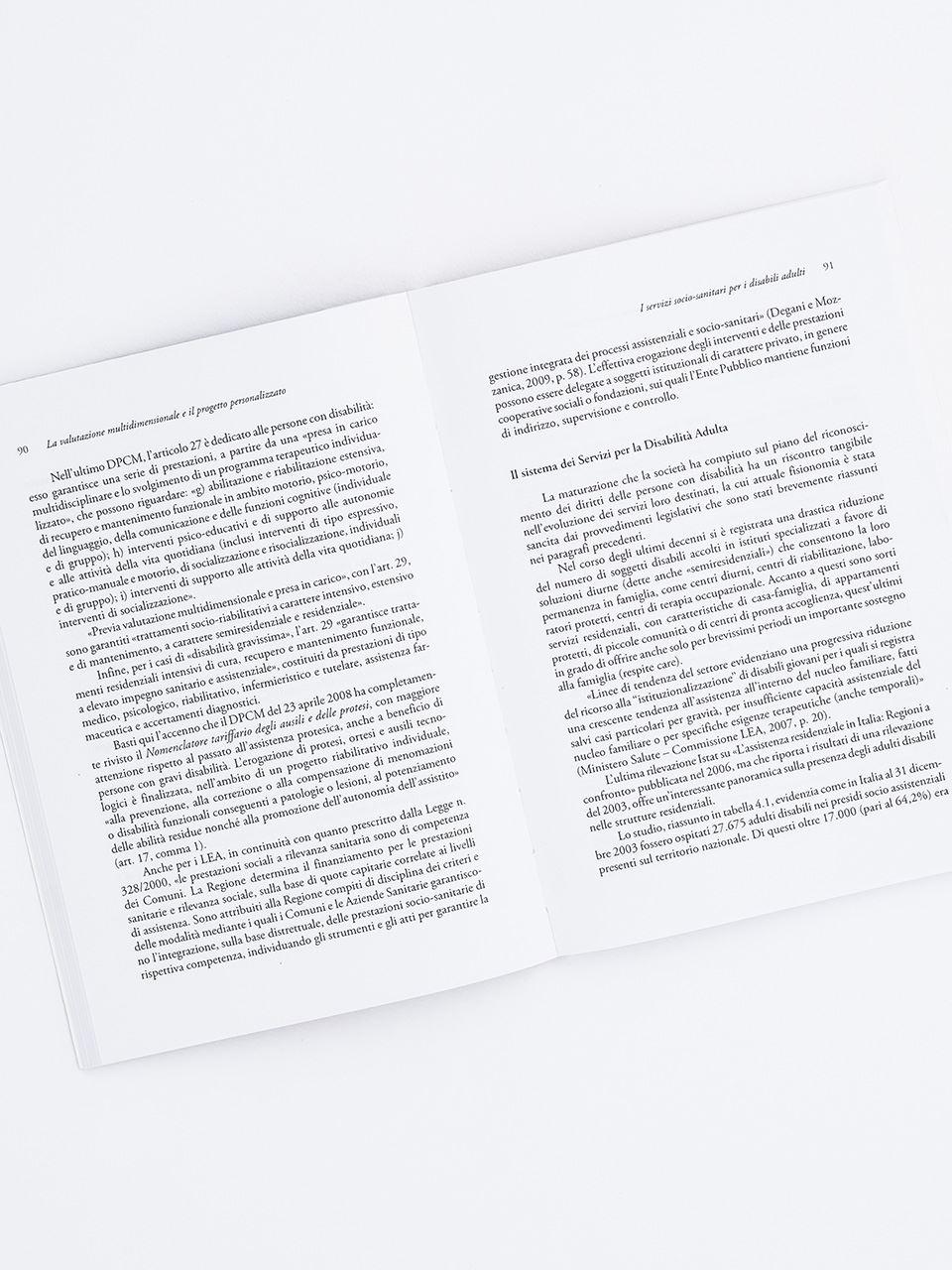 La valutazione multidimensionale e il progetto per - Libri - Erickson 2