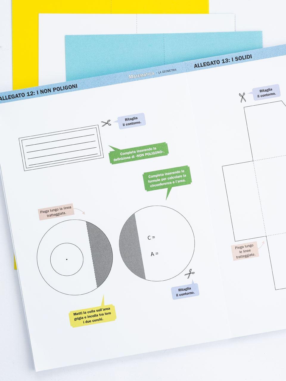 Imparo con i lapbook - Matematica e scienze - Clas - Libri - Erickson 3