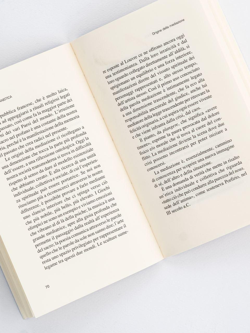 La mediazione umanistica - Libri - Erickson 2