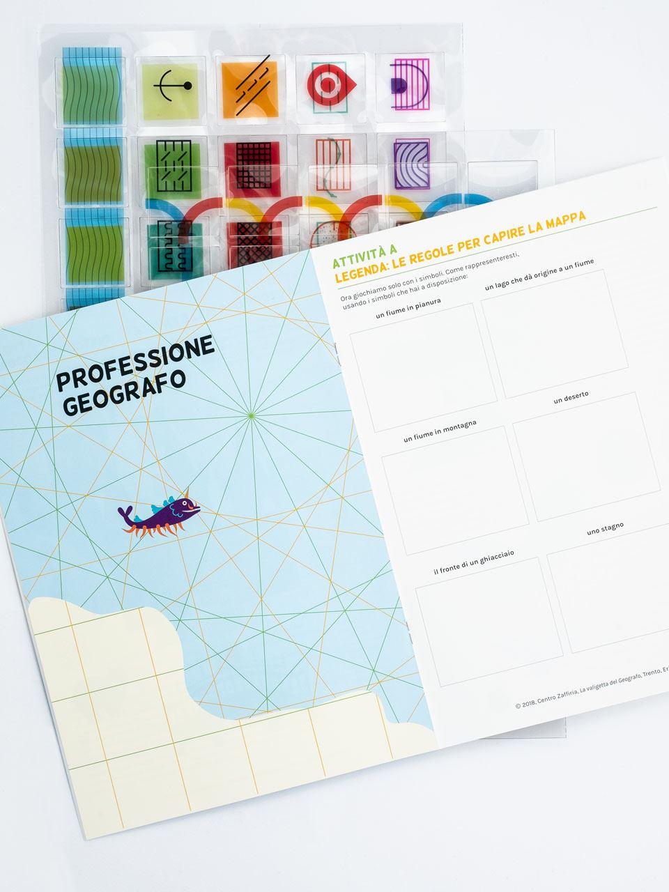 La valigetta del Geografo - Giochi - Erickson 3