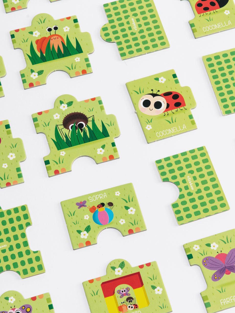 Dove sono gli animali del giardino - Giochi - Erickson 3