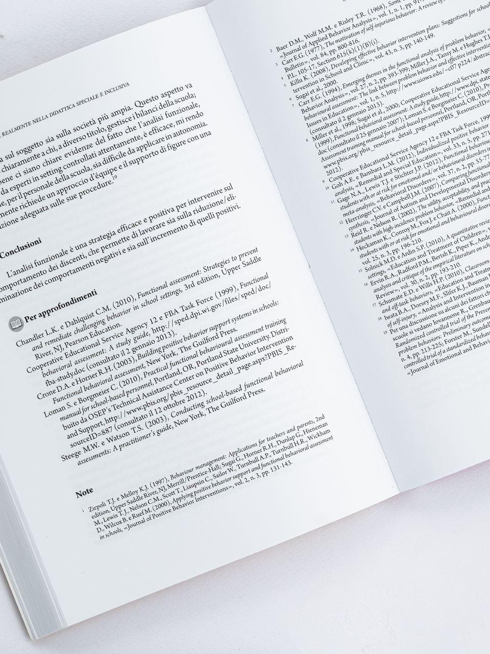 Cosa funziona realmente nella didattica speciale e - Libri - Erickson 2