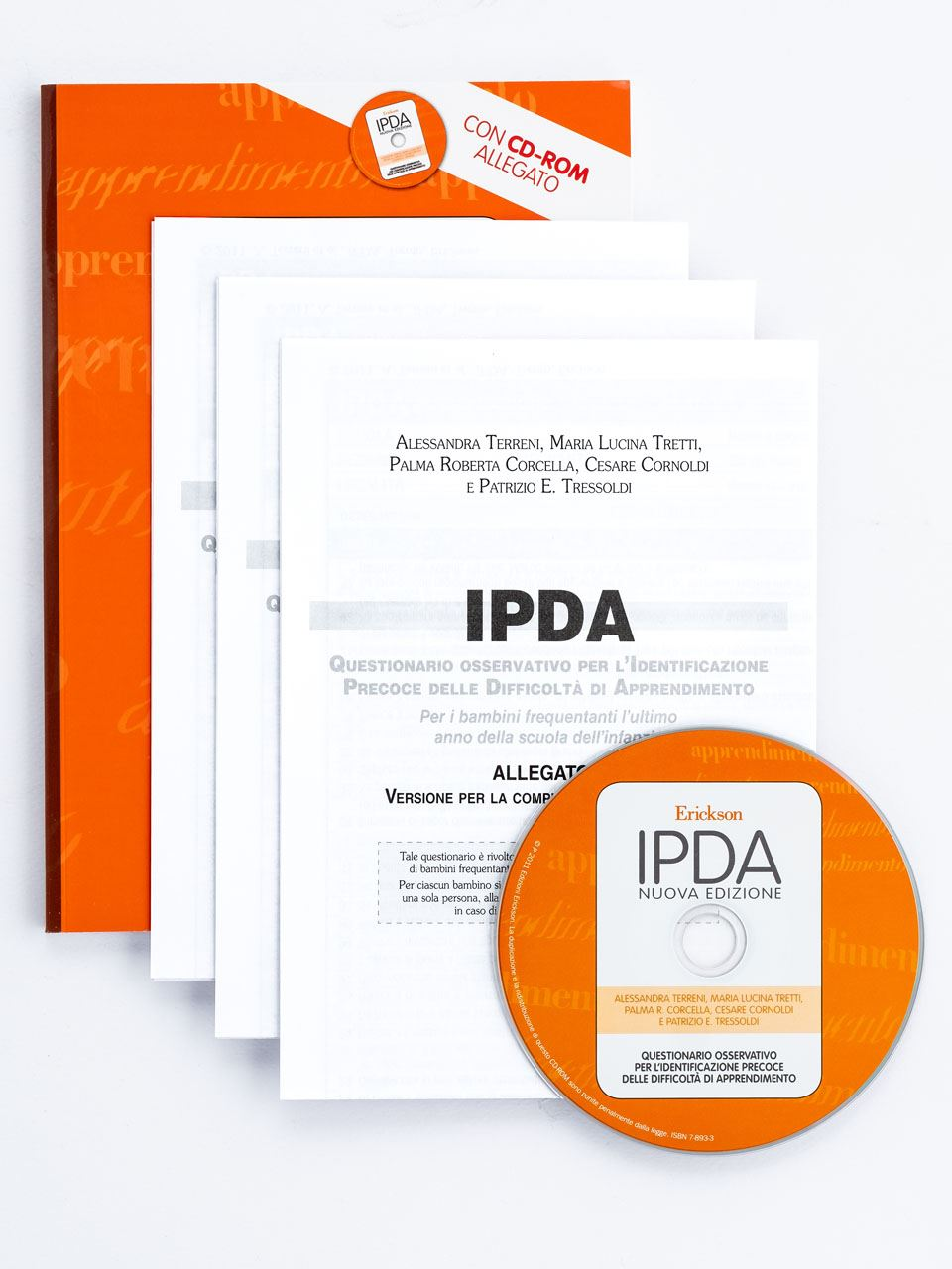 Test IPDA - Libri - Strumenti - Erickson 2