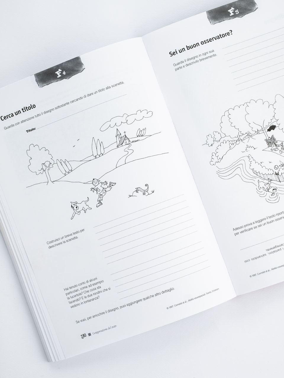 Abilità visuo-spaziali - Libri - Erickson 2