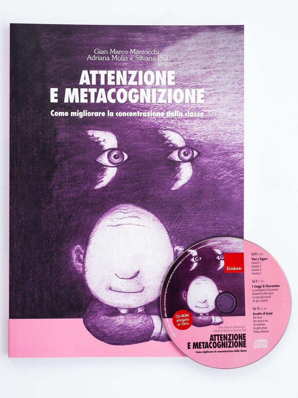 Attenzione e metacognizione - Libri - Erickson 2