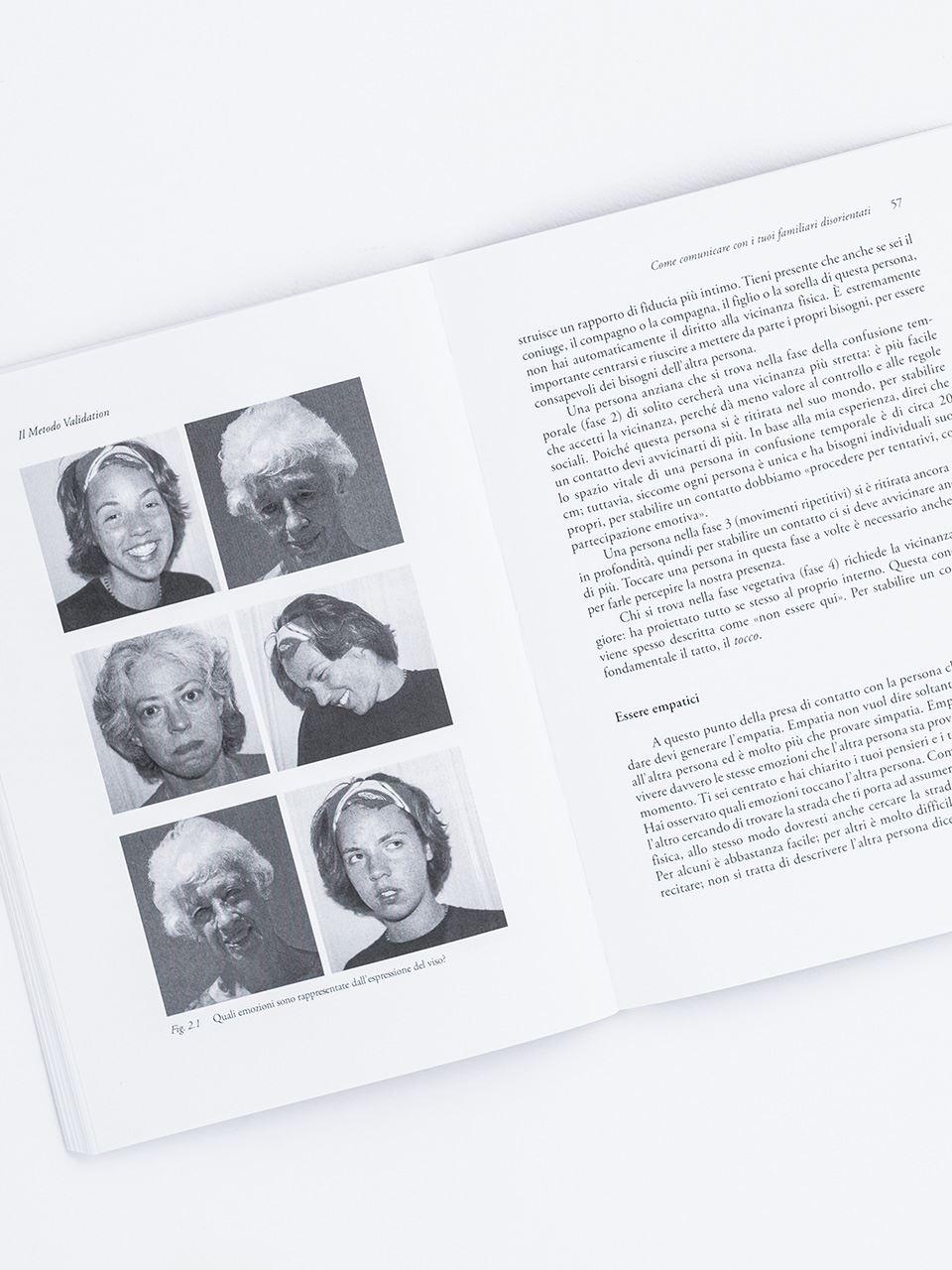 Assistere gli anziani - IL METODO VALIDATION - Libri - Erickson 2