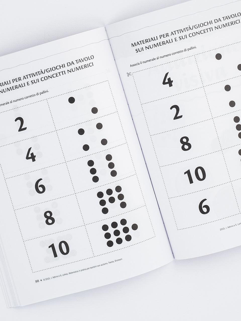 Matematica in pratica per bambini con autismo - Libri - Erickson 2
