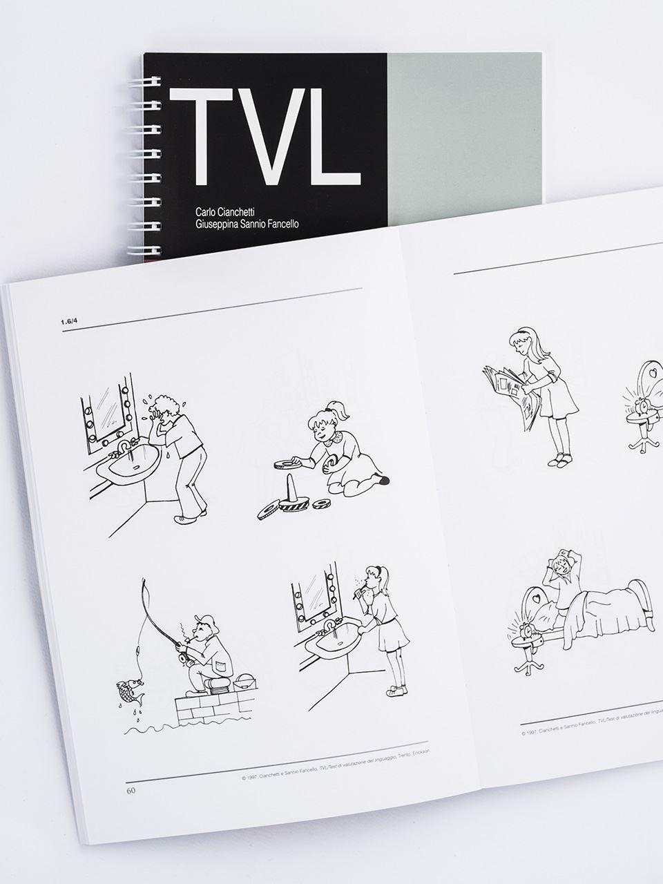 Test TVL - Valutazione del linguaggio - Libri - Strumenti - Erickson 2