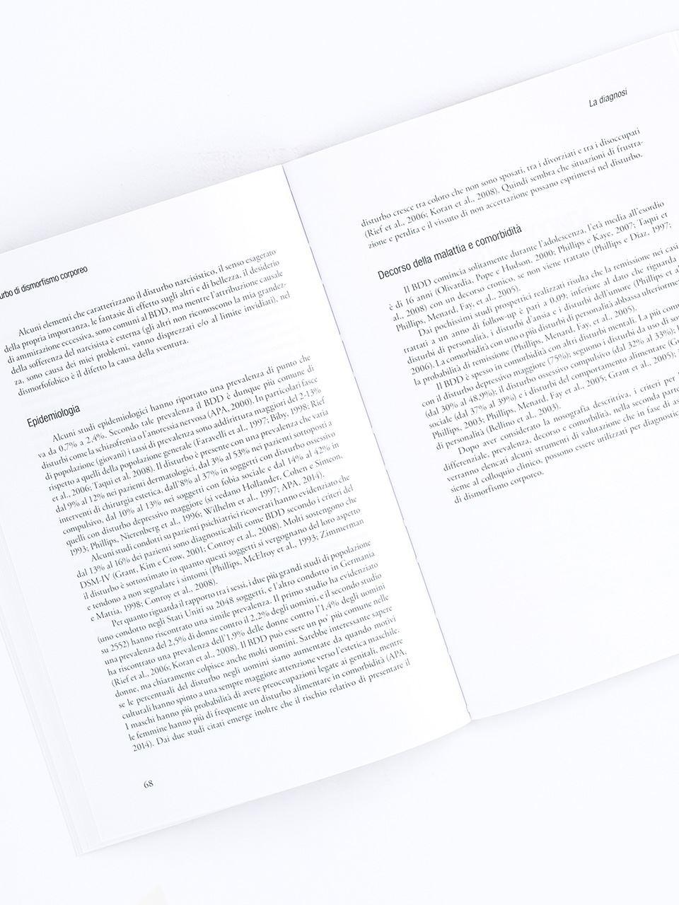 Disturbo di dismorfismo corporeo - Libri - Erickson 2
