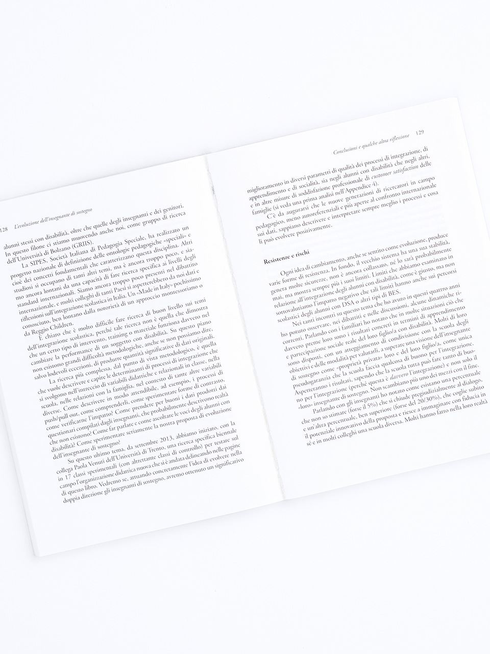 L'evoluzione dell'insegnante di sostegno - Libri - Erickson 2