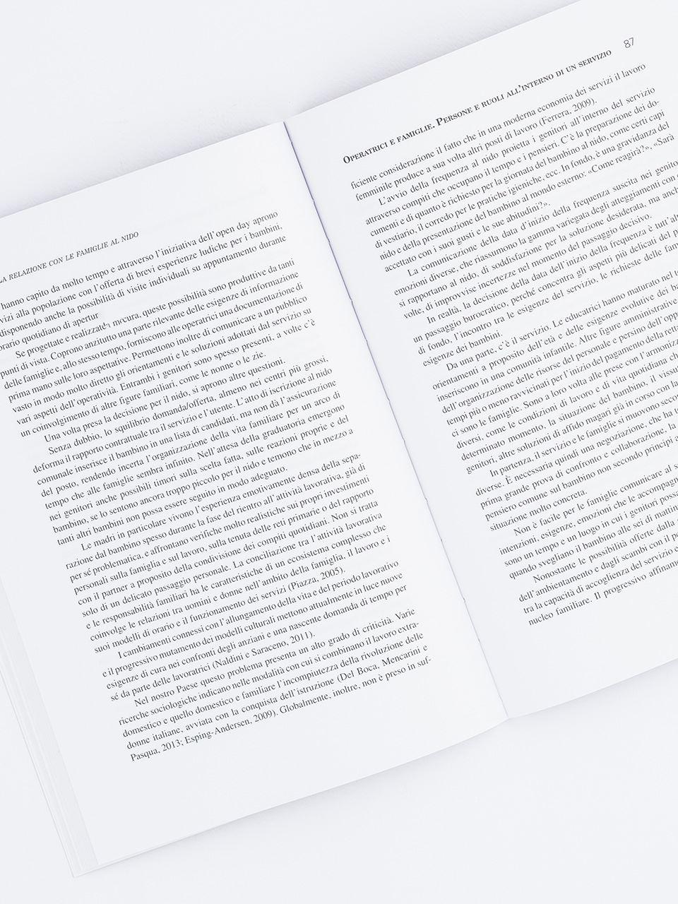 La relazione con le famiglie al nido - Libri - Erickson 2