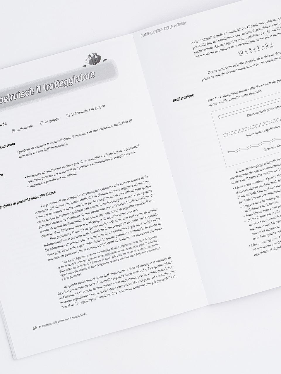 Organizzare la classe con il metodo START - Libri - Erickson 2